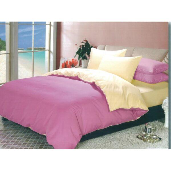 двуцветно спално бельо Смартливинг