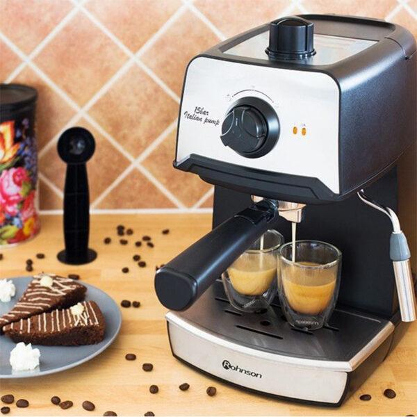 Кафемашина еспресо 850W,15 bar R 977