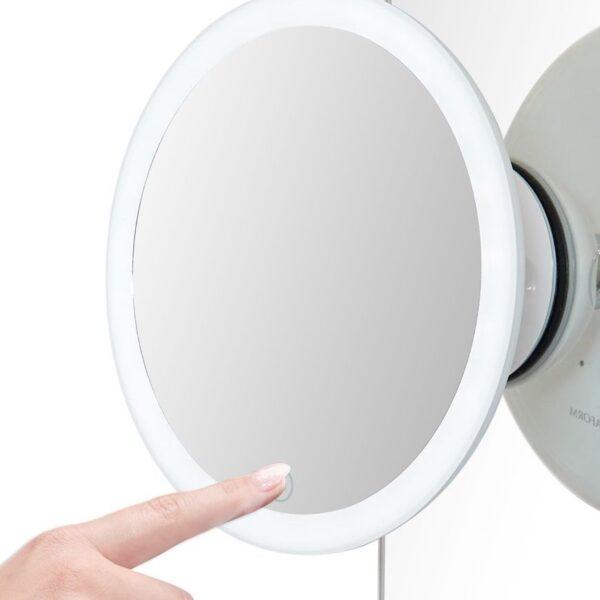 2 в 1 Увеличително огледало