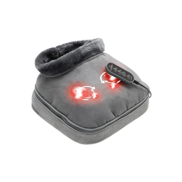 2 в 1 Shiatsu Comfort Загряващ уред с шиацу масаж