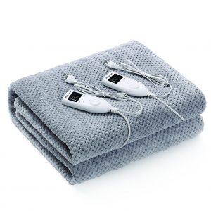 Електрическо одеяло, двойно