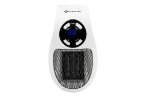 Вентилаторна печка за контакт 500 W, 12 часов таймер, Rohnson R 8065