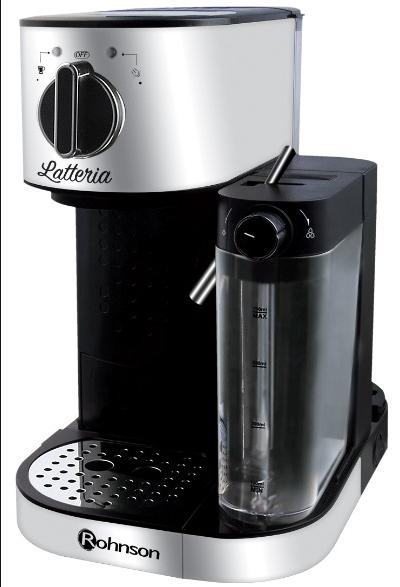 Кафемашина еспресо, 1470 W, 15 bar,Капучинатор