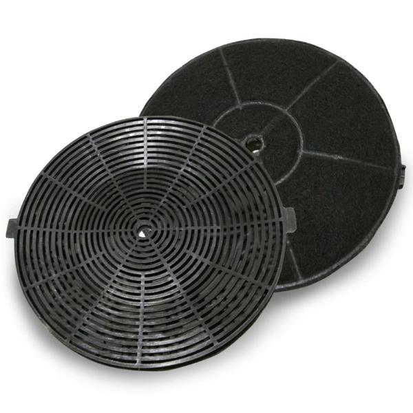 Филтри активен въглен, Комплект от 2 бр. за  R 2004 и R 2004 INOX