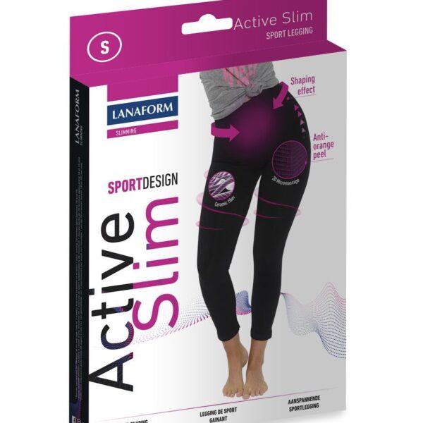 ACTIVE SLIM Отслабващ клин за спорт с микрокапсули