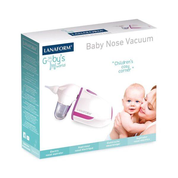 BABY NOSE VACUUM Eлектрически аспиратор за нос