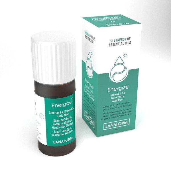 ENERGIZE Енергизираща комбинация от аромати