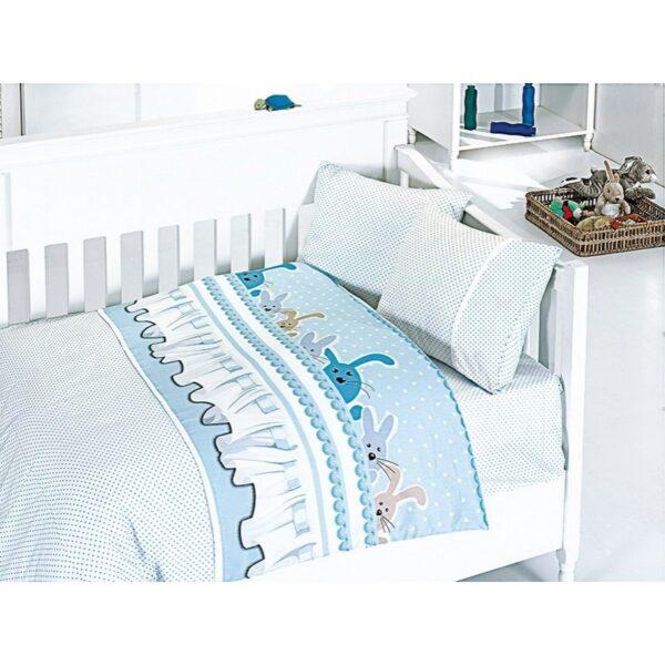 Бебешко спално бельо - Jinny Blue