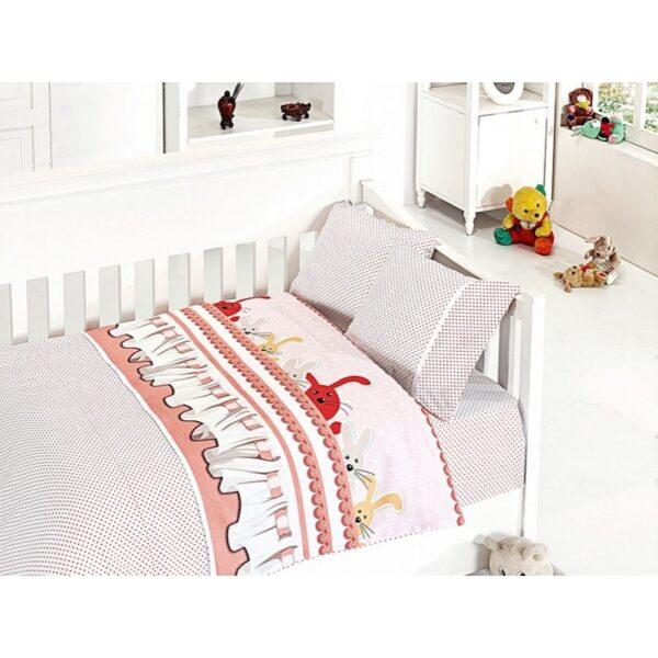 Бебешко спално бельо - Jinny Pudra