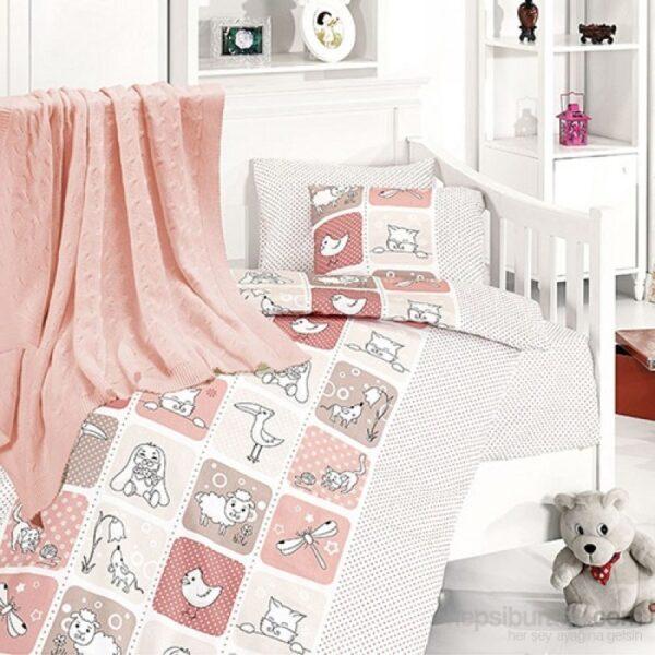 Бебешко спално бельо - Luci pudra