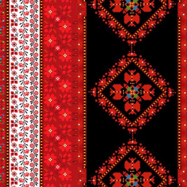 3D СПАЛЕН КОМЛЕКТ С НАРОДНИ МОТИВИ Bulgaria-7237