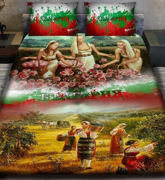3D ЛУКСОЗЕН СПАЛЕН КОМПЛЕКТ Bulgaria-7406