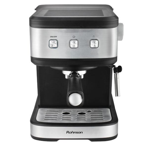 Кафемашина еспресо, помпа 20 bar, Rohnson R-987