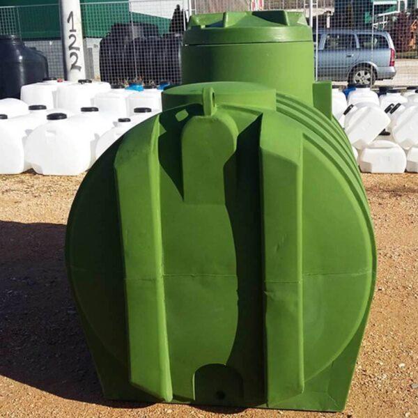 Резервоар за подземен монтаж 2500 литра