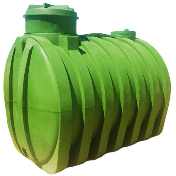 Резервоар за подземен монтаж 5000 литра