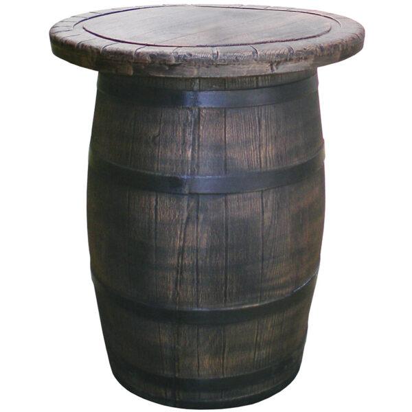 Бар маса форма на буре