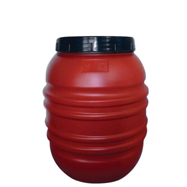 Пластмасов бидон 140 литра – серия Теракота