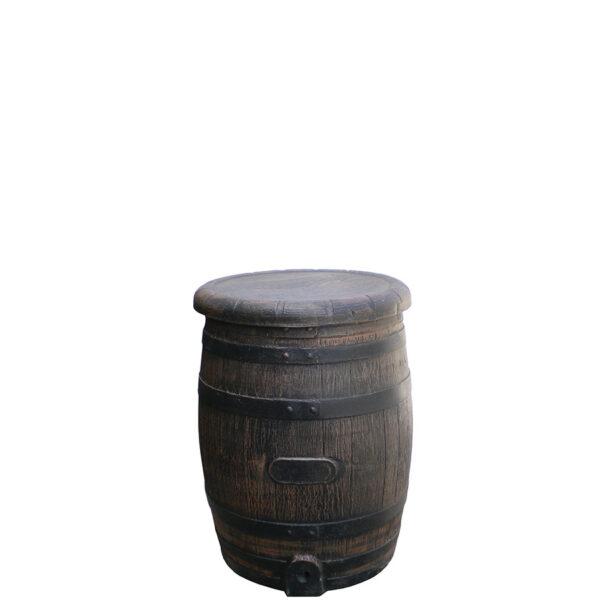 Стол форма на буре