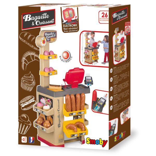 Smoby Детски комплект - Пекарна
