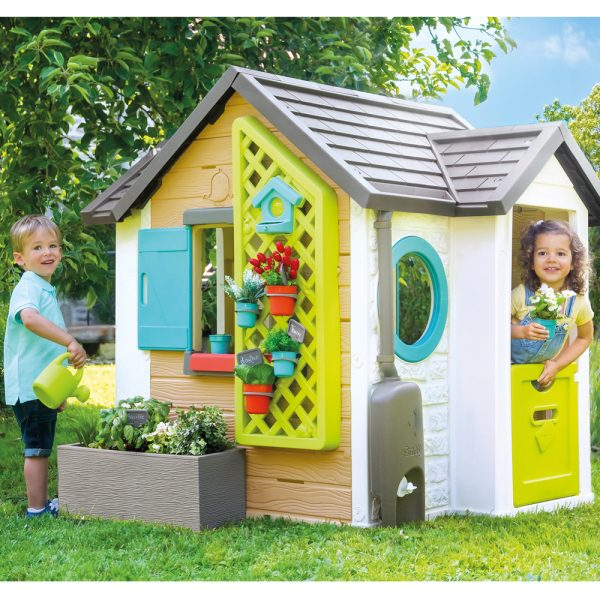 Smoby Детска градинска къща Garden House