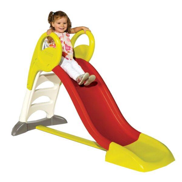 Smoby Детска пързалка Червена