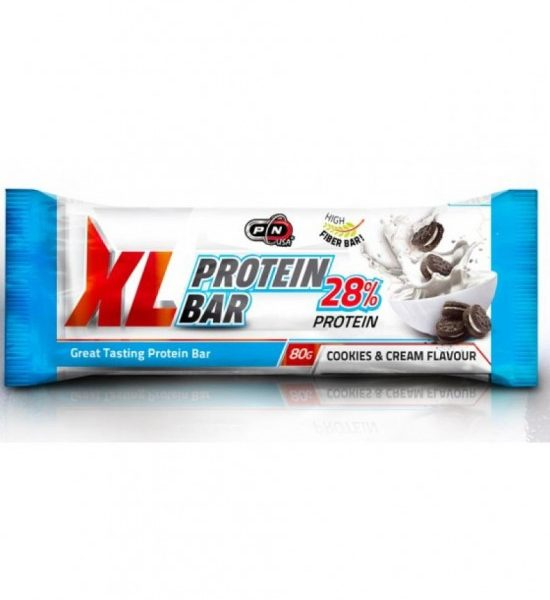 PURE NUTRITION - NEW XL PROTEIN BAR - 80 G