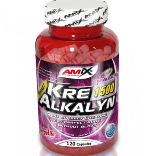AMIX - KRE-ALKALYN - 120 CAPS