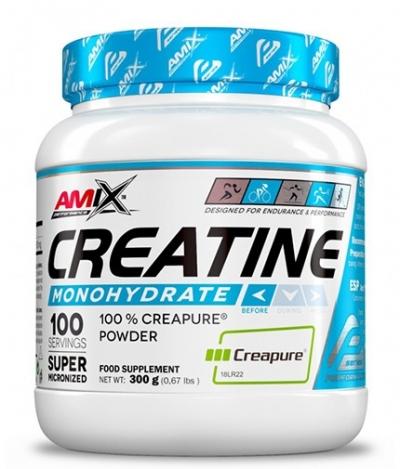 AMIX - CREATINE MONOHYDRATE CREAPURE - 300 G