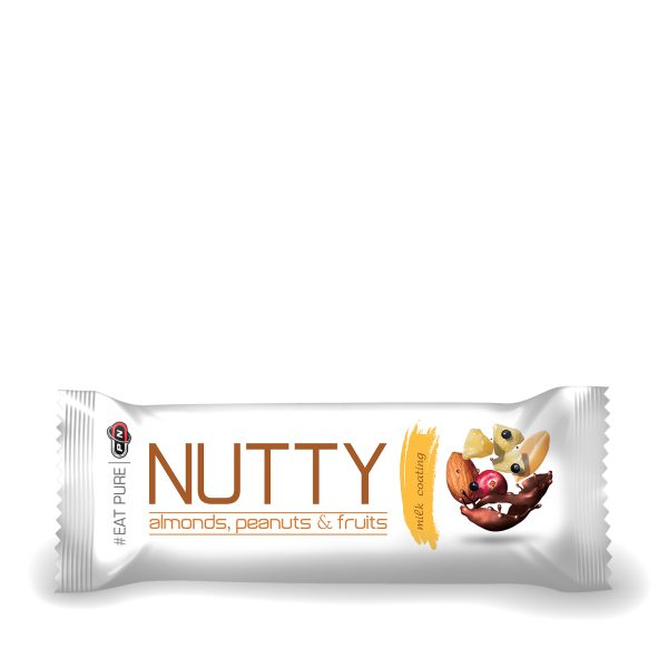 PURE NUTRITION - NUTTY - 40 G
