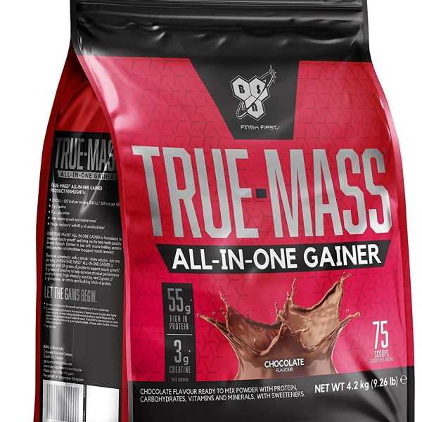 BSN - TRUE MASS ALL IN ONE GAINER - 4,2 KG