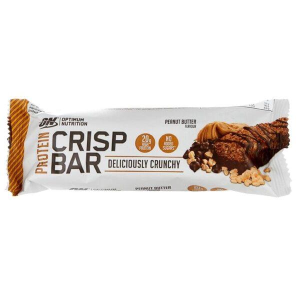 OPTIMUM NUTRITION - CRISPY BAR 65 G