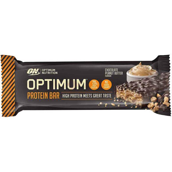 OPTIMUM NUTRITION - OPTIMUM BAR - 60 G