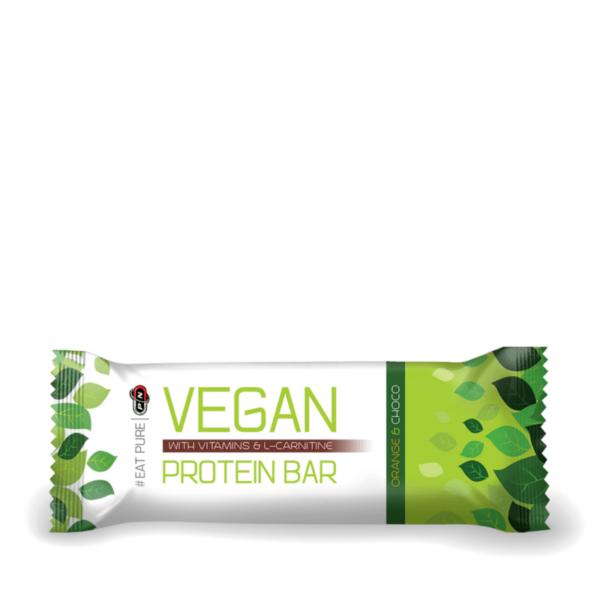 PURE NUTRITION - VEGAN PROTEIN BAR - 40 G