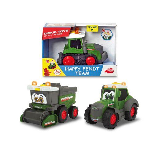 DICKIE - Happy Team Трактор
