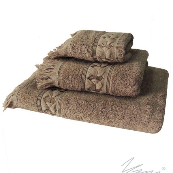 Yana- Хавлиена кърпа A 310 беж