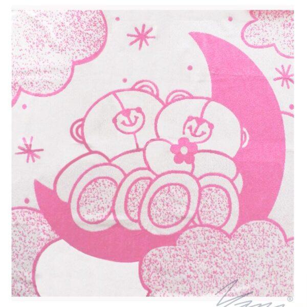 Yana- Детски кърпи Две мечета